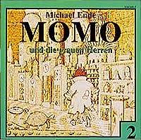 Momo 2 und die grauen Herren. CD: Das Original zum Buch