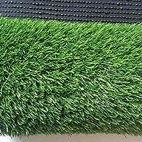 2m x 0.5m、高密度フェイクグラス芝生、5個、30mmグラスカーペットパイルハイト人工芝、格安アストロガーデン芝生、高密度フェイク芝