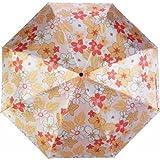SAVOY サテン花 軽量ミニ傘