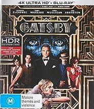The Great Gatsby (4K Ultra HD + Blu-ray)