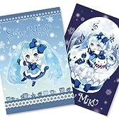 雪ミク クリアファイル 2種 さっぽろ雪まつり限定