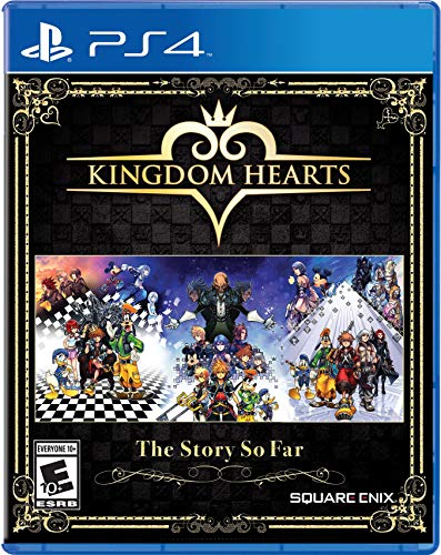 Kingdom Hearts The Story So Fa...
