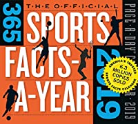 365 Sports Facts-A-Year Page-A-Day 卓上カレンダー 2019 [5.5 x 6インチ]