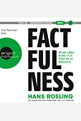 Factfulness: Wie wir lernen, die Welt so zu sehen, wie sie wirklich ist CD