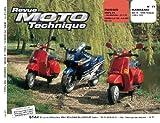 "Revu Moto Technique, n°77 : Piaggio Vespa PX ""Arcobaleno"" (84 à 90), Corsa LX 125-LX 200 (88 à 90) - Kawasaki ZX 10 - 1000 Tomcat (1988 à 1989)"