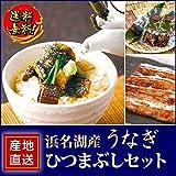 静岡県 浜名湖産 ひつまぶし うなぎづくしセット