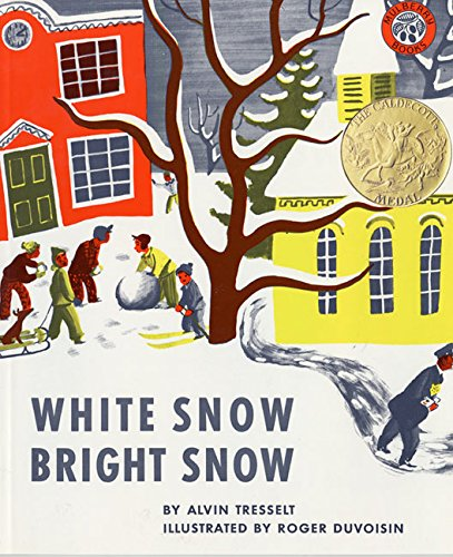 White Snow, Bright Snow (Mulberry Books)の詳細を見る
