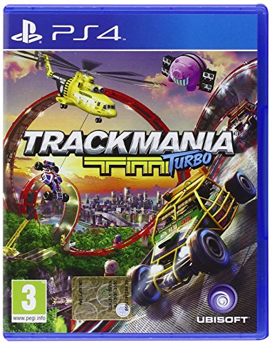 Trackmania Turbo - Day-One Edition