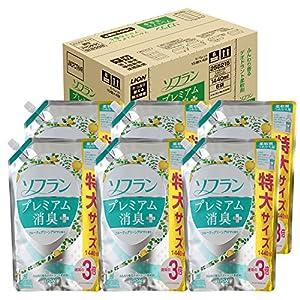 【ケース販売 大容量】ソフラン プレミアム消臭...の関連商品4