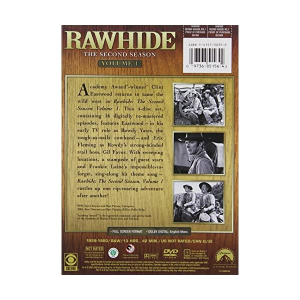 Rawhide: Four Season Pa...の紹介画像3