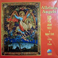 Alleluia Angels by Kinuk Y. Craft - 500 Piece Jigsaw Puzzle
