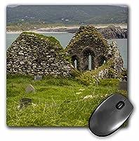 古代の埋葬3drose Derrynane、ケリー州、アイルランド–eu15tno0105–マウスパッド、8× 8インチ( MP _ 137485_ 1)