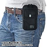 サンワサプライ マルチガジェットケース(L) ブラック PDA-SPC22BK