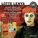 Sings Kurt Weill