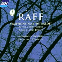 Symphony 3 / Im Walde / Abends-Rhapsodie