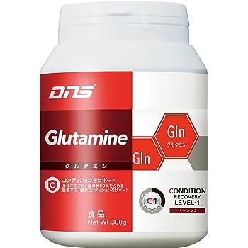 DNS グルタミンパウダー 300g