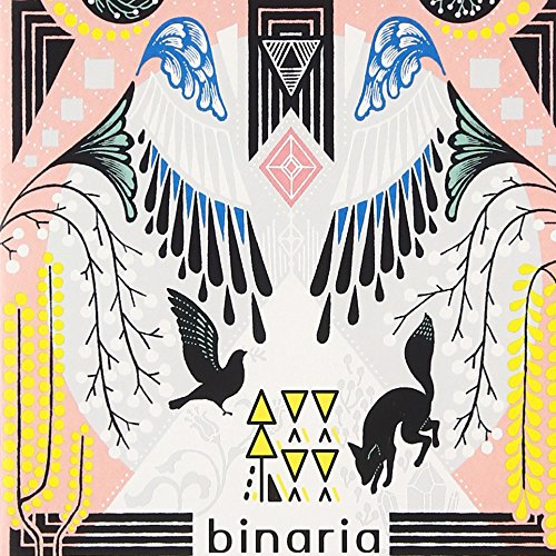 binaria – 綴 [FLAC / 24bit Lossless / WEB]  [2017.02.22]