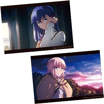劇場版「Fate/stay night [Heaven's Feel]」 ヴィジュアルコレクション 20個入 食玩・ガム (Fate/stay night)