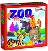 Creative Educational Early Years Zoo Puzzles