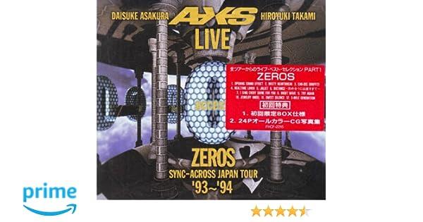 Amazon   LIVE ZEROS / SYNC-ACR...