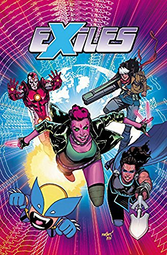 Exiles Vol. 1: Test of Time (E...