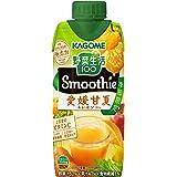 カゴメ 野菜生活100Smoothie(スムージー) 愛媛甘夏&レモンMix330ml ×12本