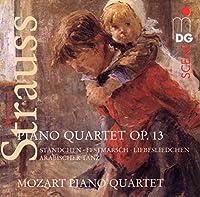 Piano Quartet Op 13