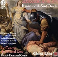 Il Martirio Di Sant Orsola by Alessandro Scarlatti (2010-01-12)
