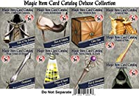 Inkwell Ideas Magic Item Card Catalog Deluxe Collection (5e) 【You&Me】 [並行輸入品]