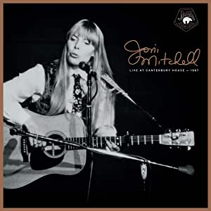 Live At Canterbury House - 1967 :Joni Mitchell [Analog]