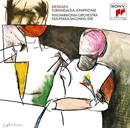 メシアン:トゥーランガリラ交響曲の詳細を見る