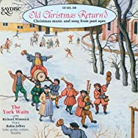 Old Christmas Return'd by VARIOUS ARTISTS (1999-09-15)
