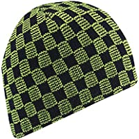 WigwamメンズElectricチェック帽子