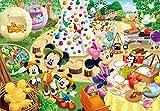 60ピース 子供向けパズル ディズニー キャンプじょうでさがそう! 【チャイルドパズル】