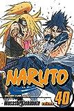 NARUTO volume 40