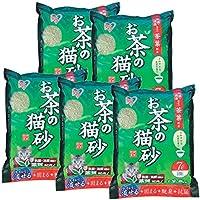 アイリスオーヤマ お茶の猫砂 7L×5袋