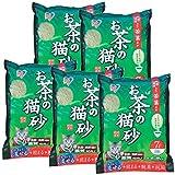 アイリスオーヤマ お茶の猫砂 7L×5袋 OCN-70
