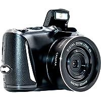 デジカメラ デジタルカメラ 2.7K ビデオカメラ 3インチスクリーン 4Xデジタルズーム カメラライト 最大128GB対応 日本語システムサポート