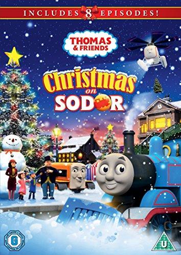 Thomas & Friends: Christmas On Sodor / きかんしゃトーマスとなかまたち・ソドー島でのクリスマス ≪英語のみ≫ [PAL-UK]