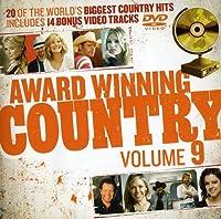Vol. 9-Award Winning Country