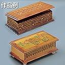 手作り 木工 オルゴール箱 制作キット