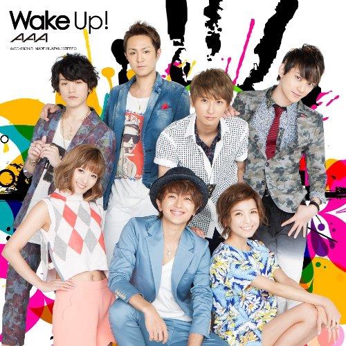 AAA【Wake up!】歌詞の意味を解釈!彼らの冒険の目的地はどこ?ワクワクに身を任せちゃおう♪の画像