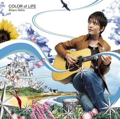 COLOR of LIFE (初回限定盤)(DVD付)の詳細を見る