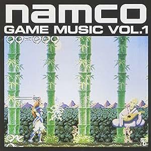 GAME SOUND LEGENDS SERIESシリーズ「ナムコ・ゲーム・ミュージック VOL.1」