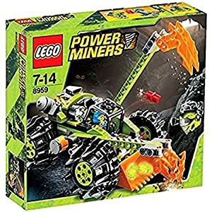 レゴ (LEGO) パワー・マイナーズ クロー・ディガー(パワー・マイナーズ4号) 8959