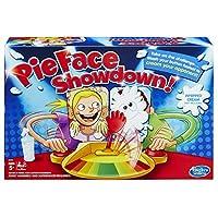 パイ投げ 顔面パイ ゲーム おもちゃ パイフェイス 対決 ボタン連打 子供 勝負