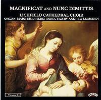 Magnificat & Nunc Dimittis Vol. 3