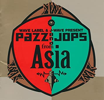 amazon wave label j wave present pazz and jops from asia