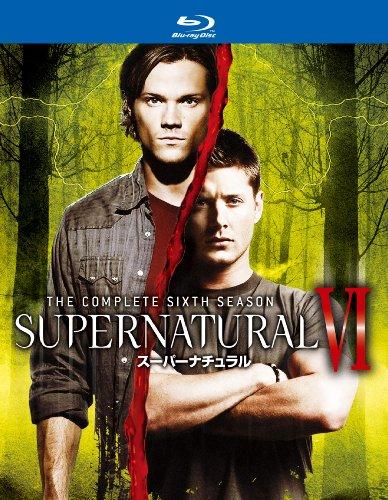 SUPERNATURAL / スーパーナチュラル 〈シックス・シーズン〉コンプリート・ボックス [Blu-ray] -