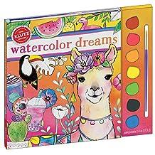Watercolor Dreams (Klutz), Multi